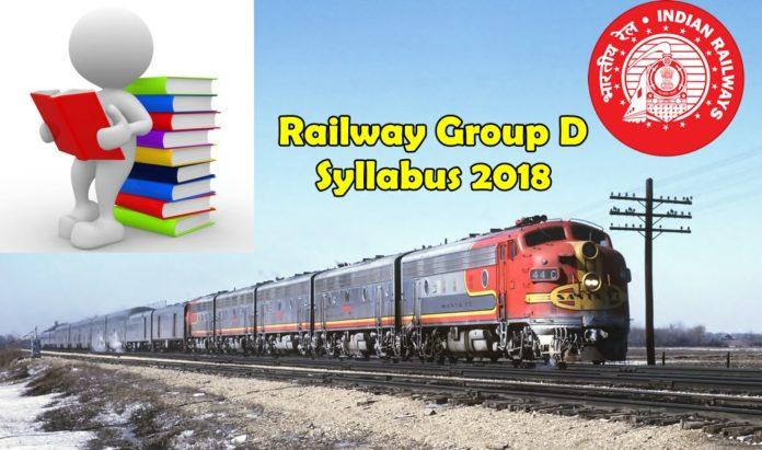 railway group d syllabus 2018 in hindi