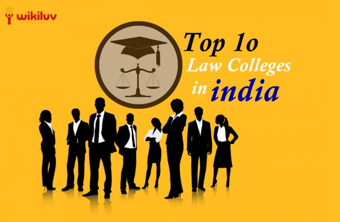 Top 10 Law Colleges in India