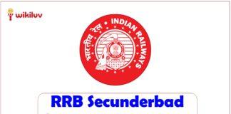 RRB Secunderabad Group D Result
